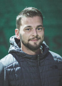 Alexander Carius Trainer D-Junioren FSV Naila